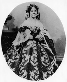 Mary Jane Warfield Clay wife of Cassius M. Clay