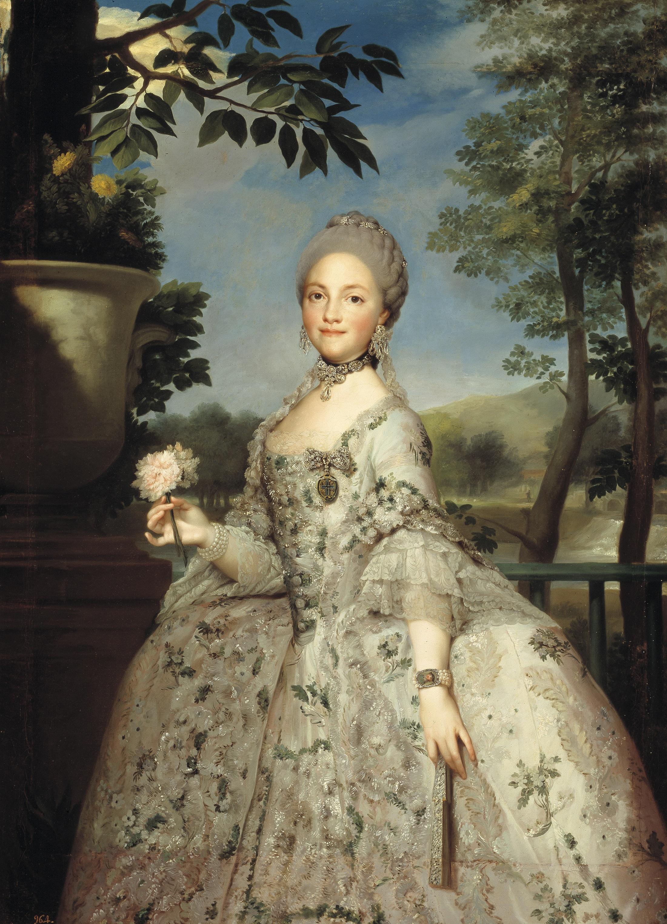 Veja o que saiu no Migalhas sobre Maria Luísa de Parma