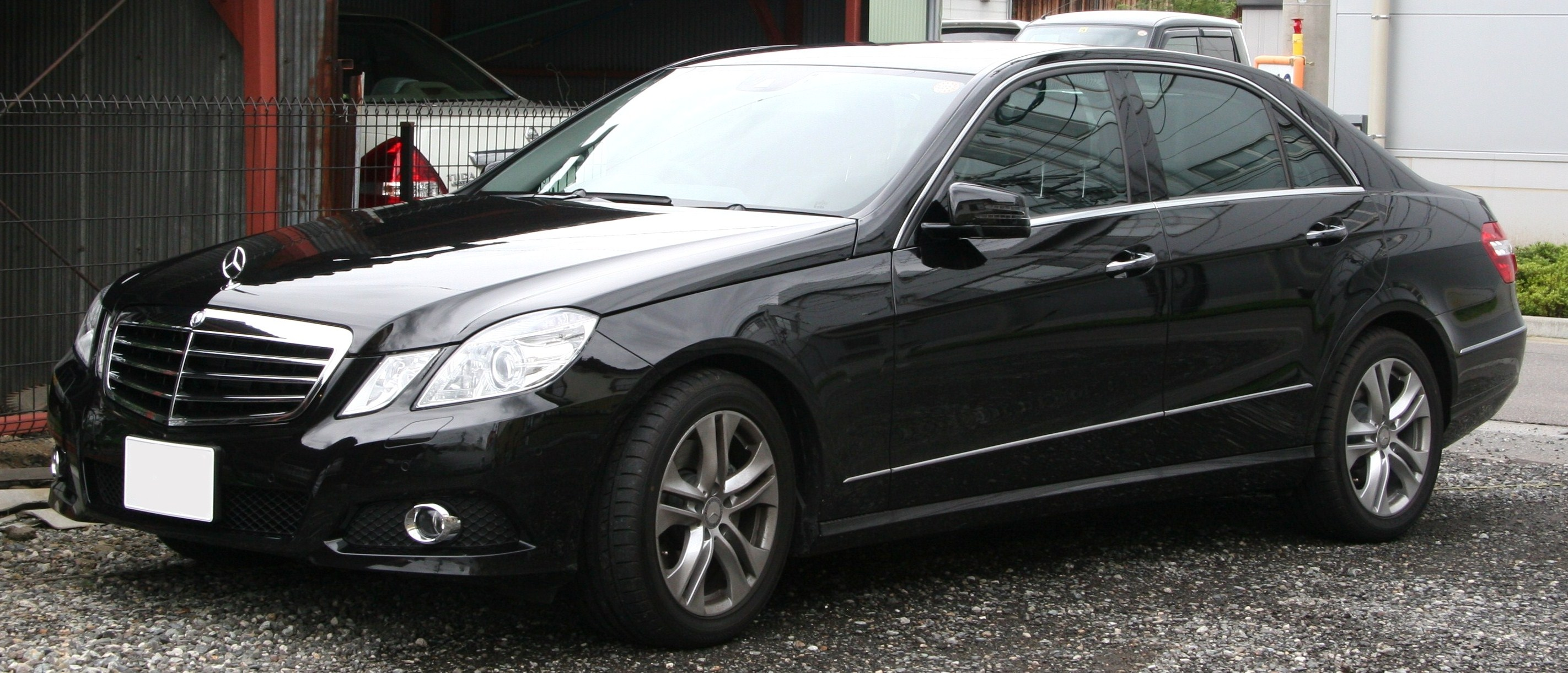 File Mercedes Benz E350 W212 Jpg Wikimedia Commons