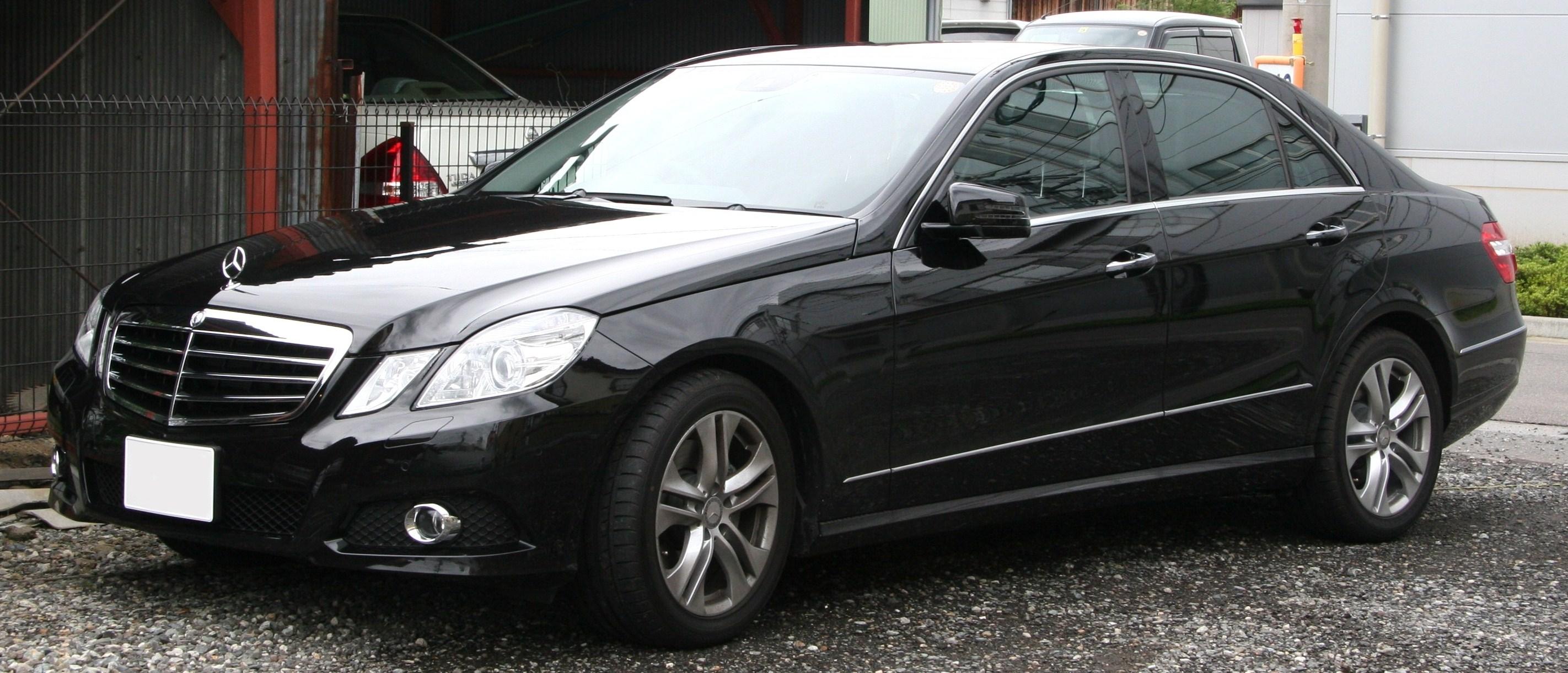 Mercedes E  Wheels