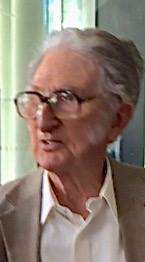 Michael Halliday at his 90th birthday symposium, 2015.jpg