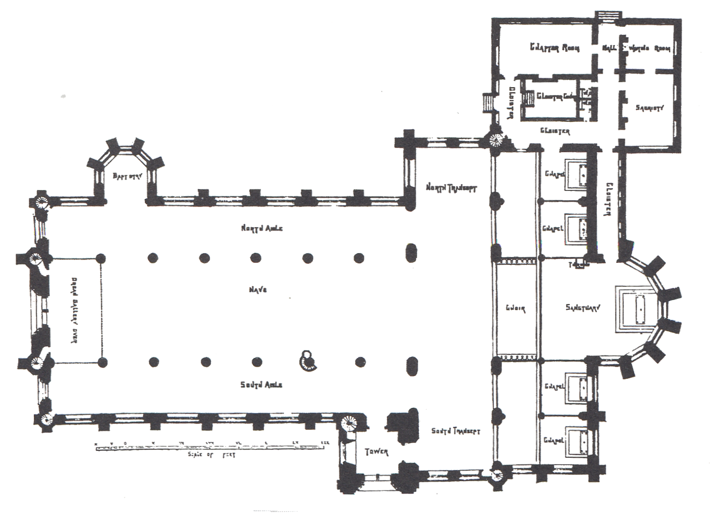 Photo Notre Dame Cathedral Floor Plan Images Top 28