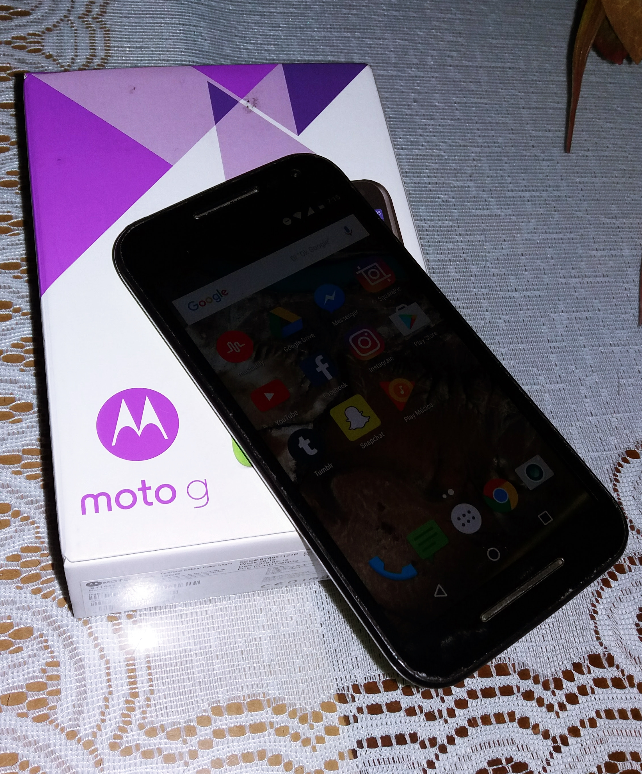 Moto G (3rd generation) - Wikipedia