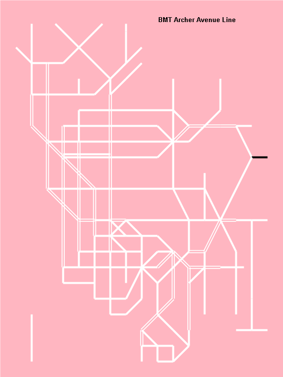 Nyc Subway Map 2011.File Nyc Subway Line Map Vc Bmt Archer Avenue Line Png Wikimedia