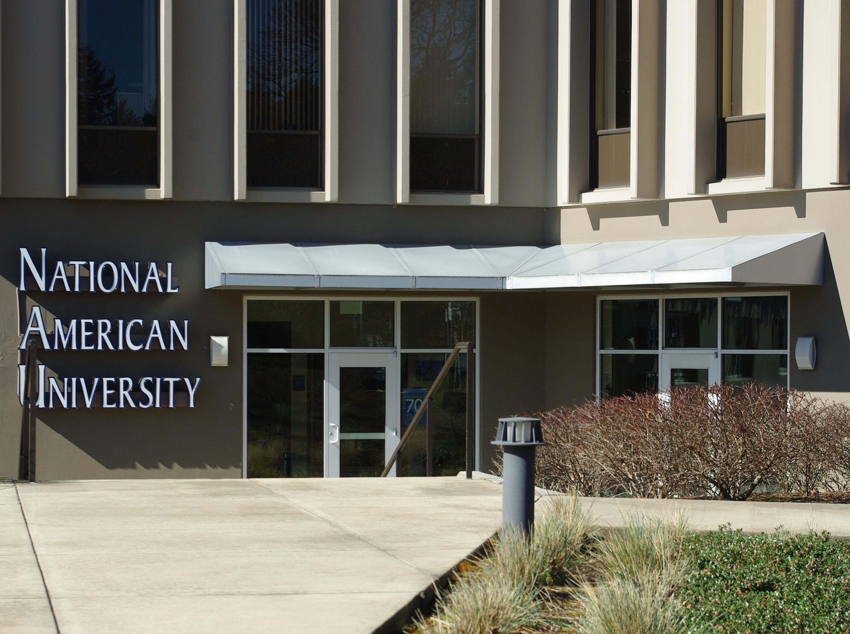 National American University Login >> File National American University Portland Entrance Tigard Oregon