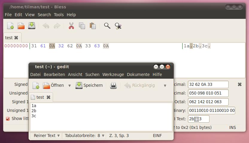 Linux Convert Hex To Ascii