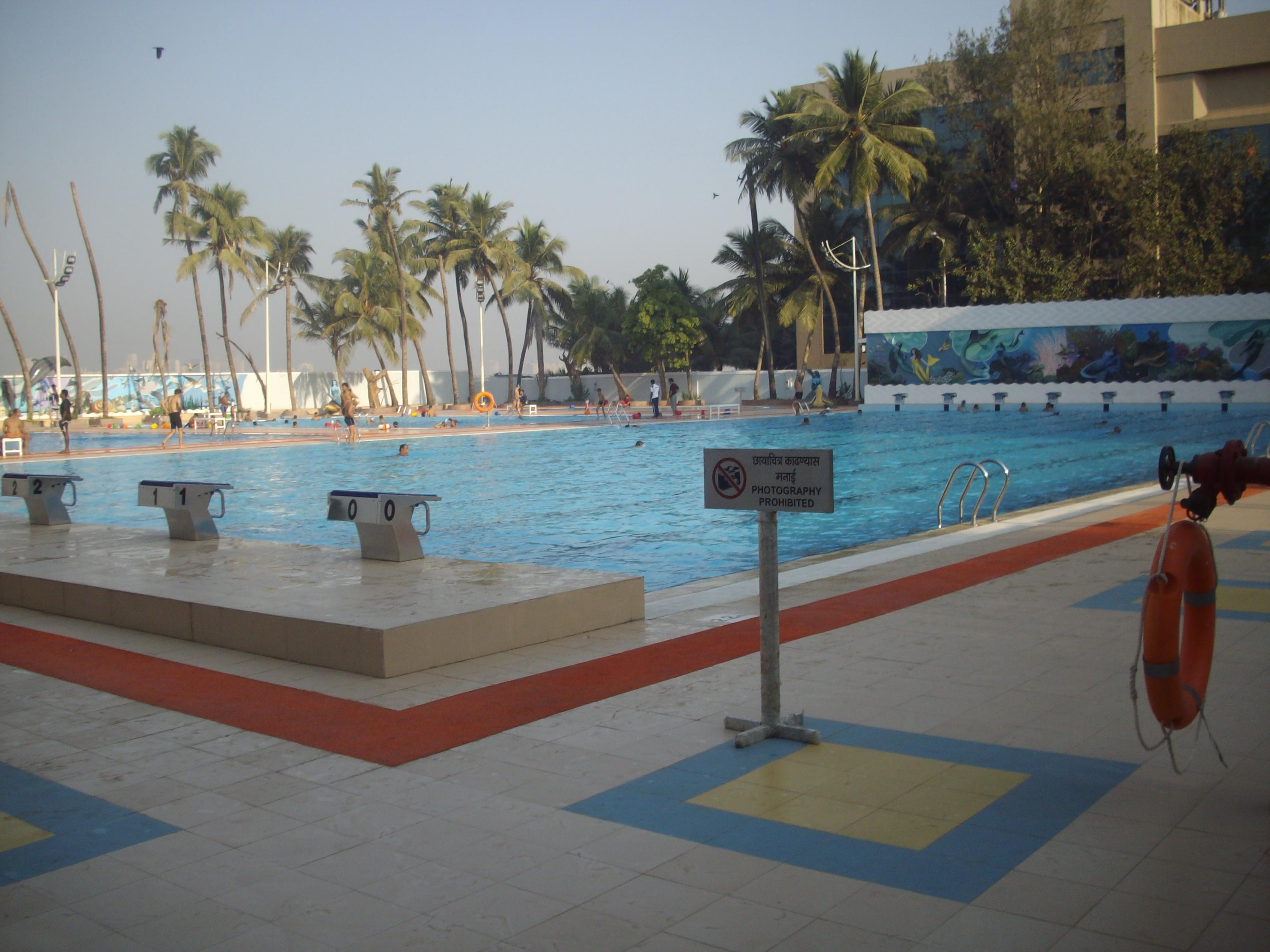 Mahatma Gandhi Memorial Olympic Pool Shivaji Park