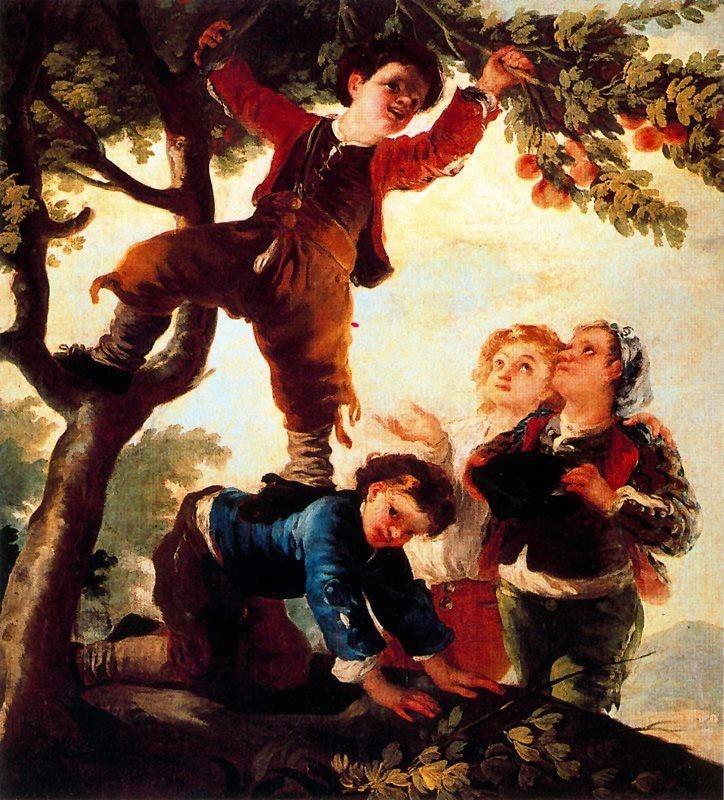 Archivo:Niños cogiendo fruta.jpg