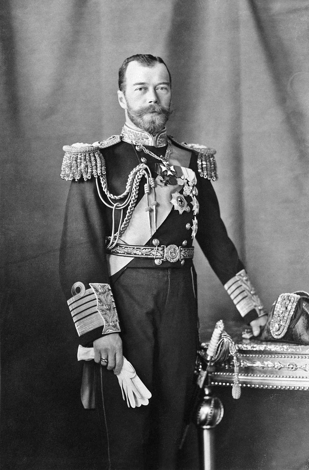 Boissonnas & Eggler: His Imperial Majesty Nicholas II of Russia