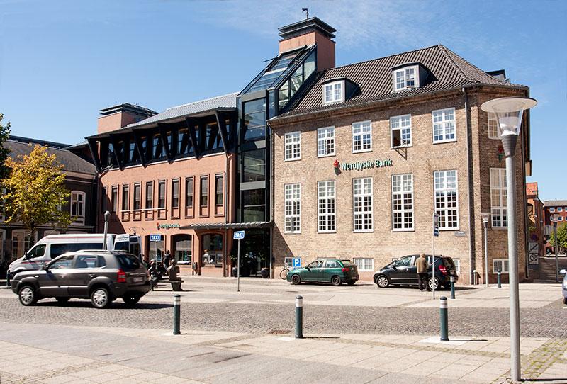 Nordjyske Bank - Wikipedia, den frie encyklopædi