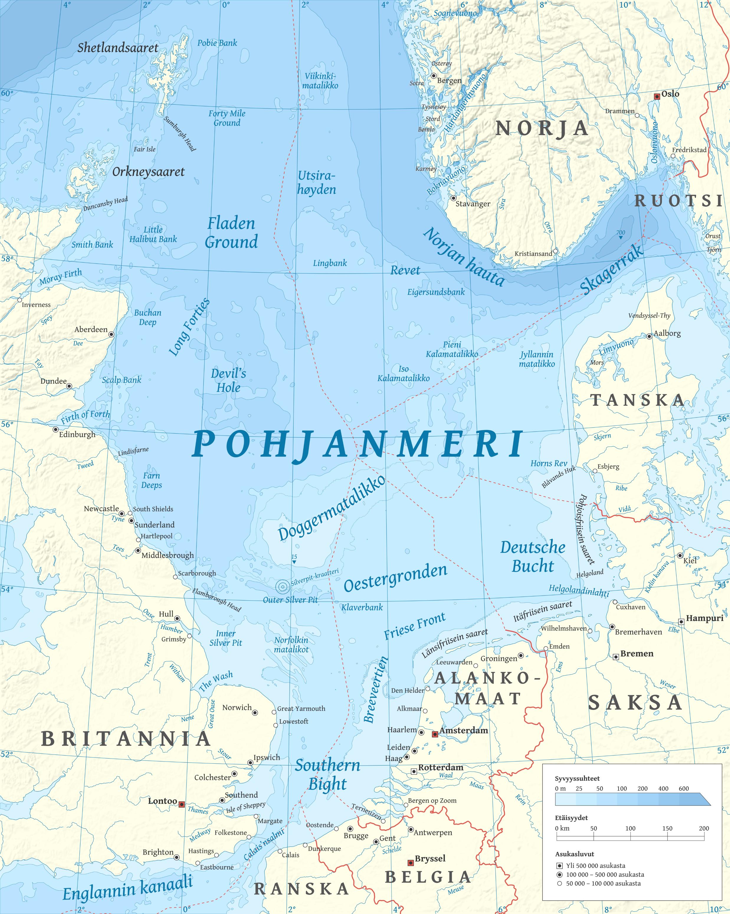Pohjanmeri Wikiwand