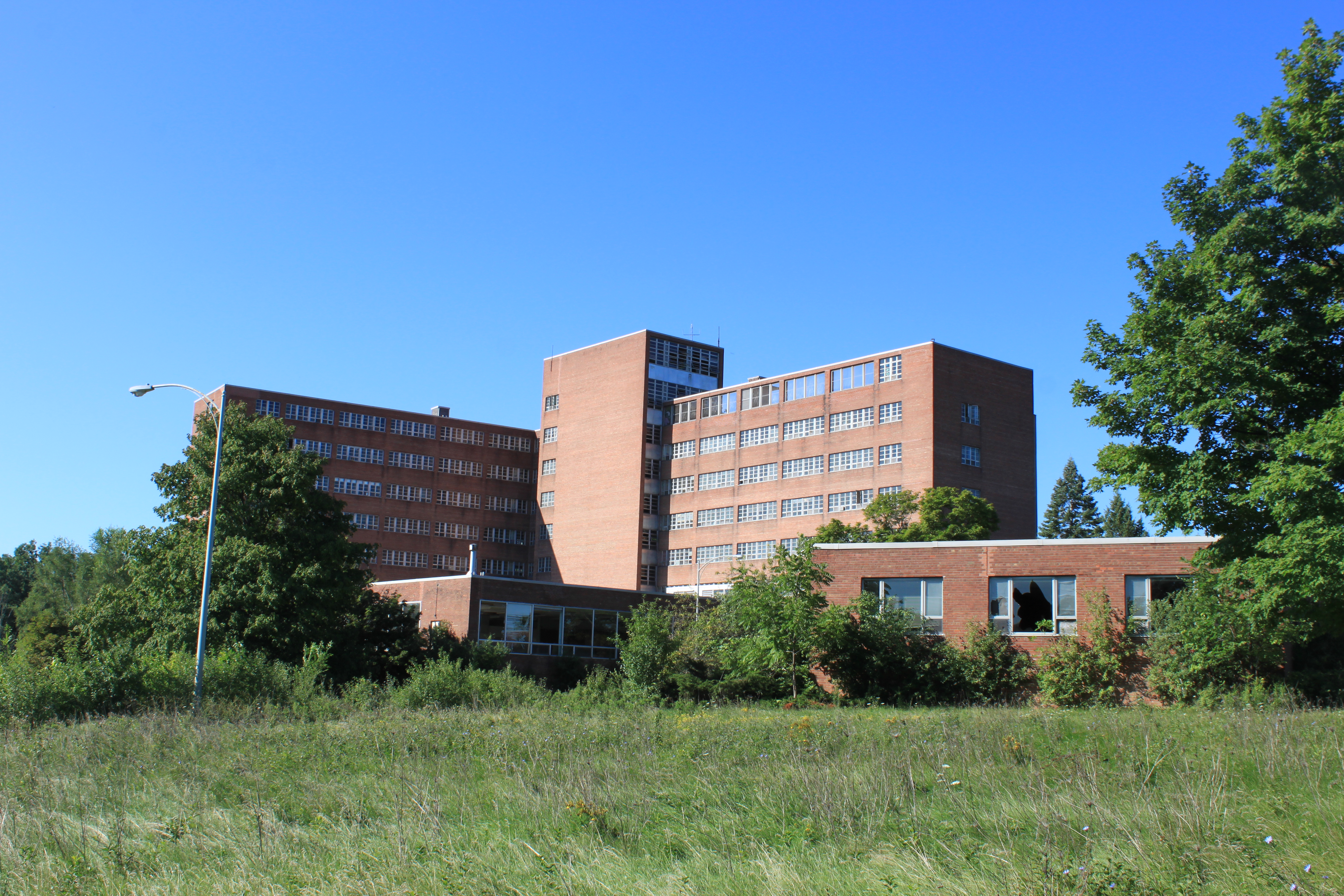 File Northville Psychiatric Hospital Northville Michigan Jpg Wikimedia Commons