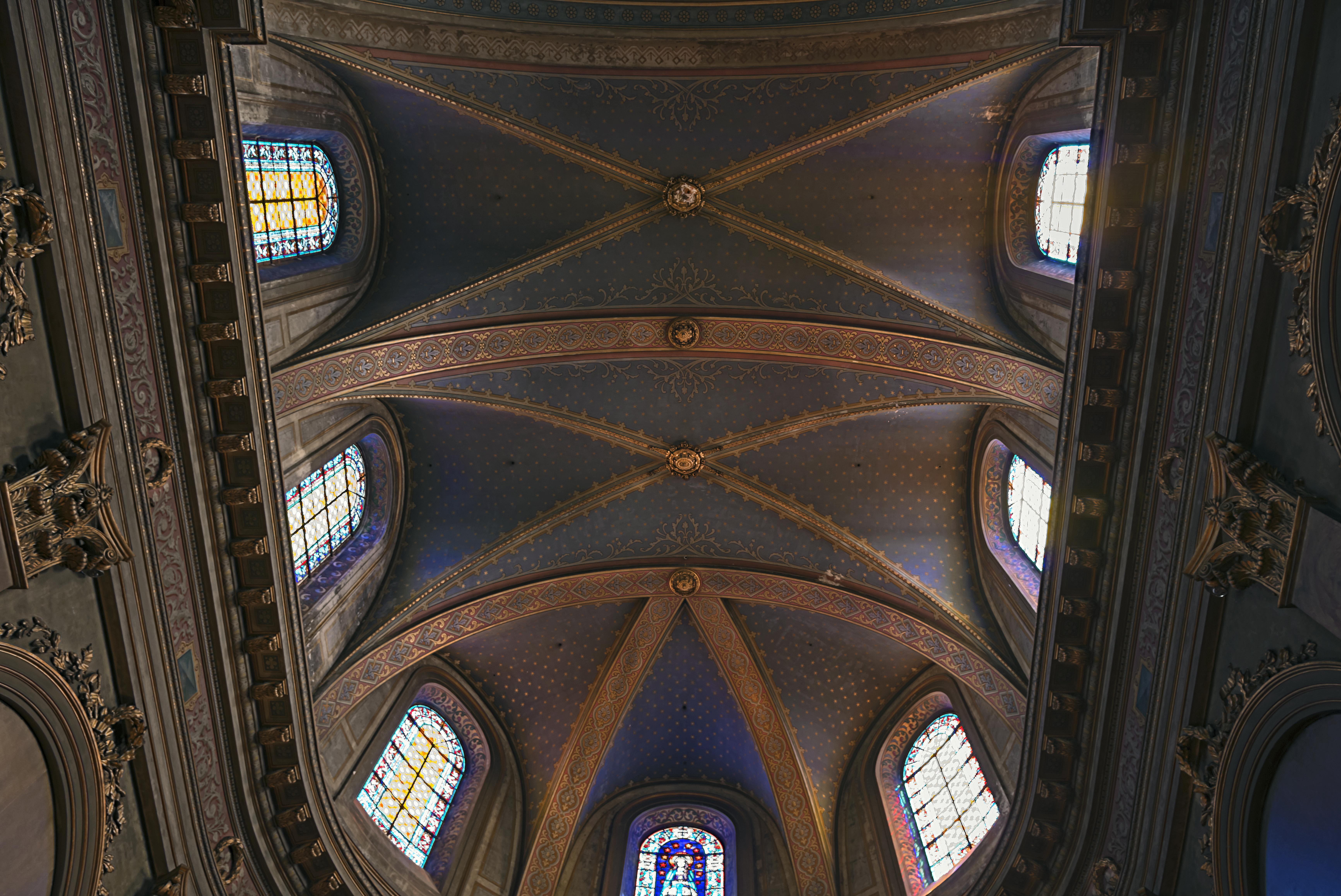 Notre-Dame de la Daurade - Plafond.jpg