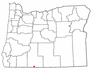 Loko di Merrill, Oregon
