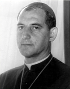 Bishop Jerónimo Podestá in the 1960s