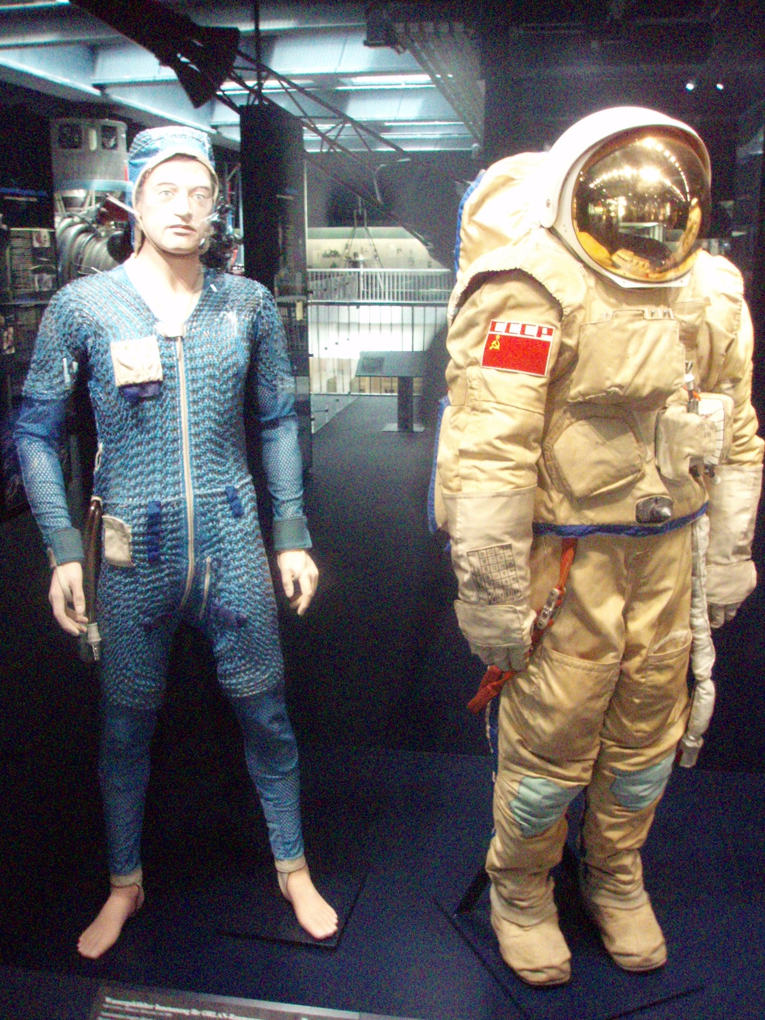 Space Suits and Tugs  Atomic Rockets  projectrhocom
