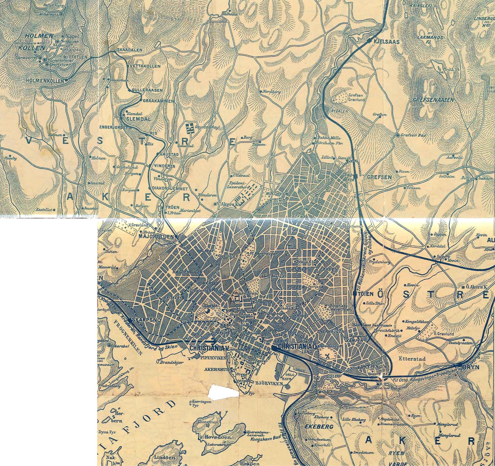 File Oslo Streetcar Map Old Jpg Wikimedia Commons