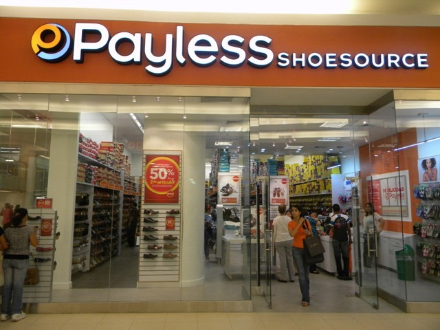 Payless Shoe Store Downtown Chicago