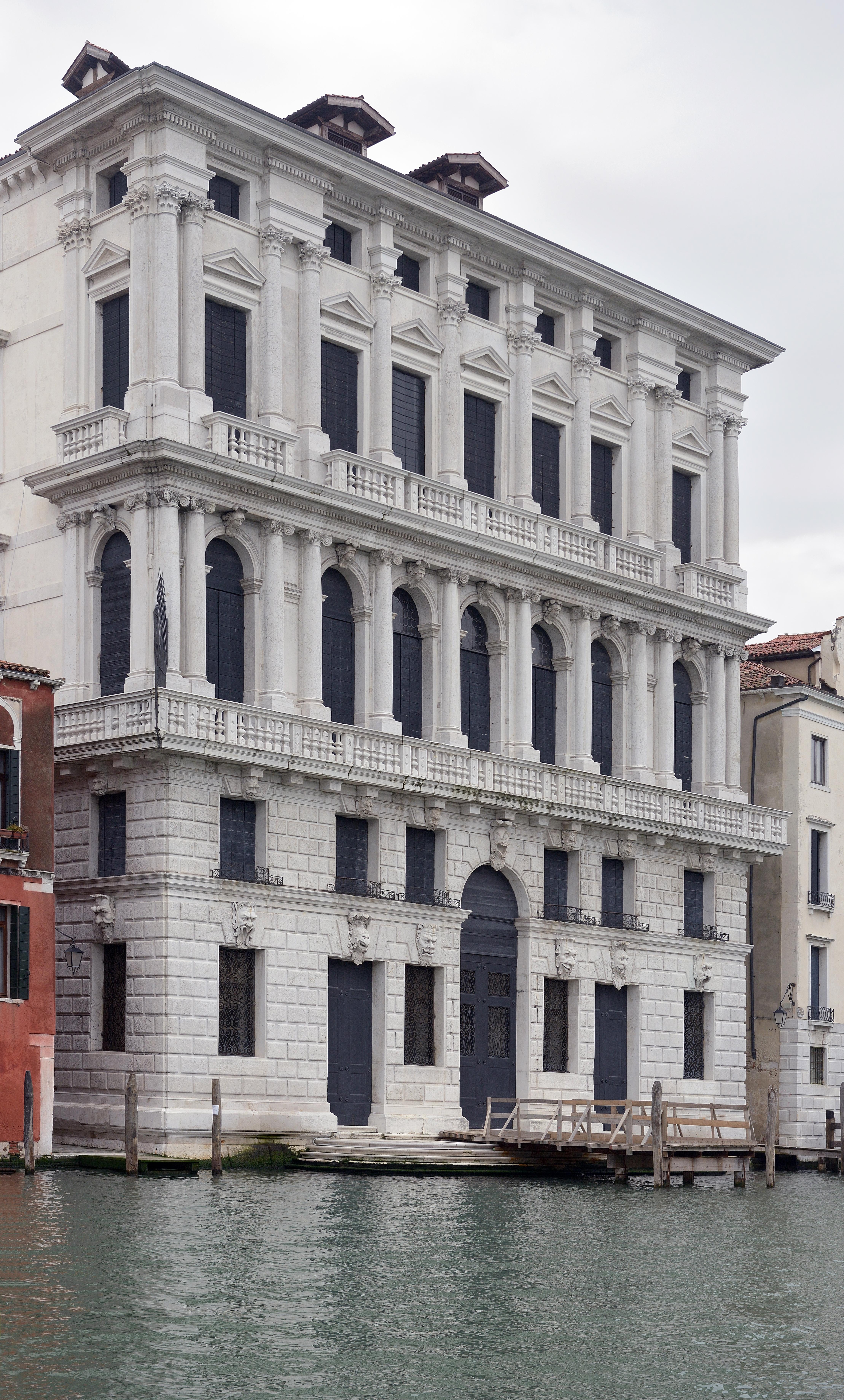 Ca Corner Della Regina.File Palazzo Corner Della Regina Sul Canal Grande Jpg