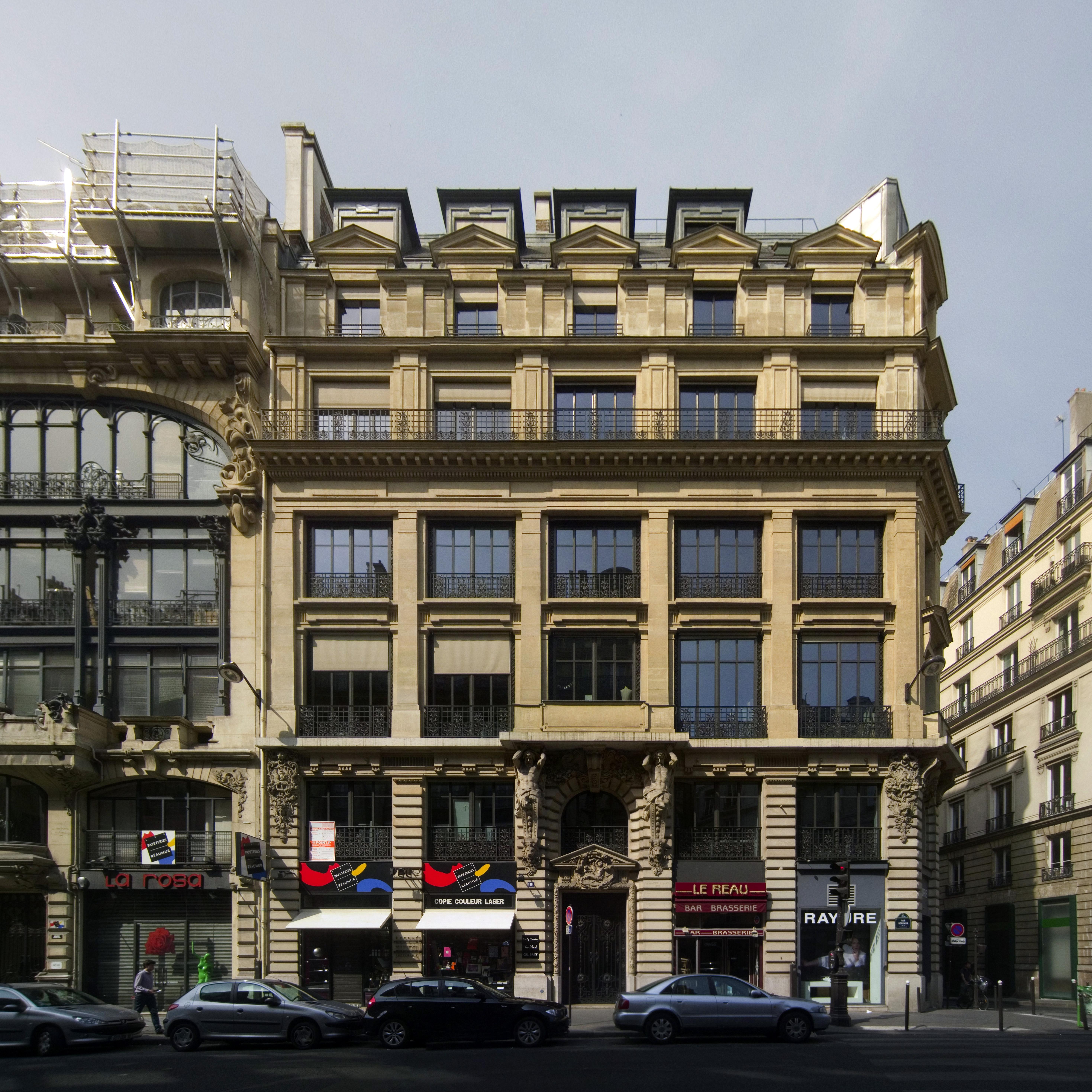 Reserve Hotel Paris