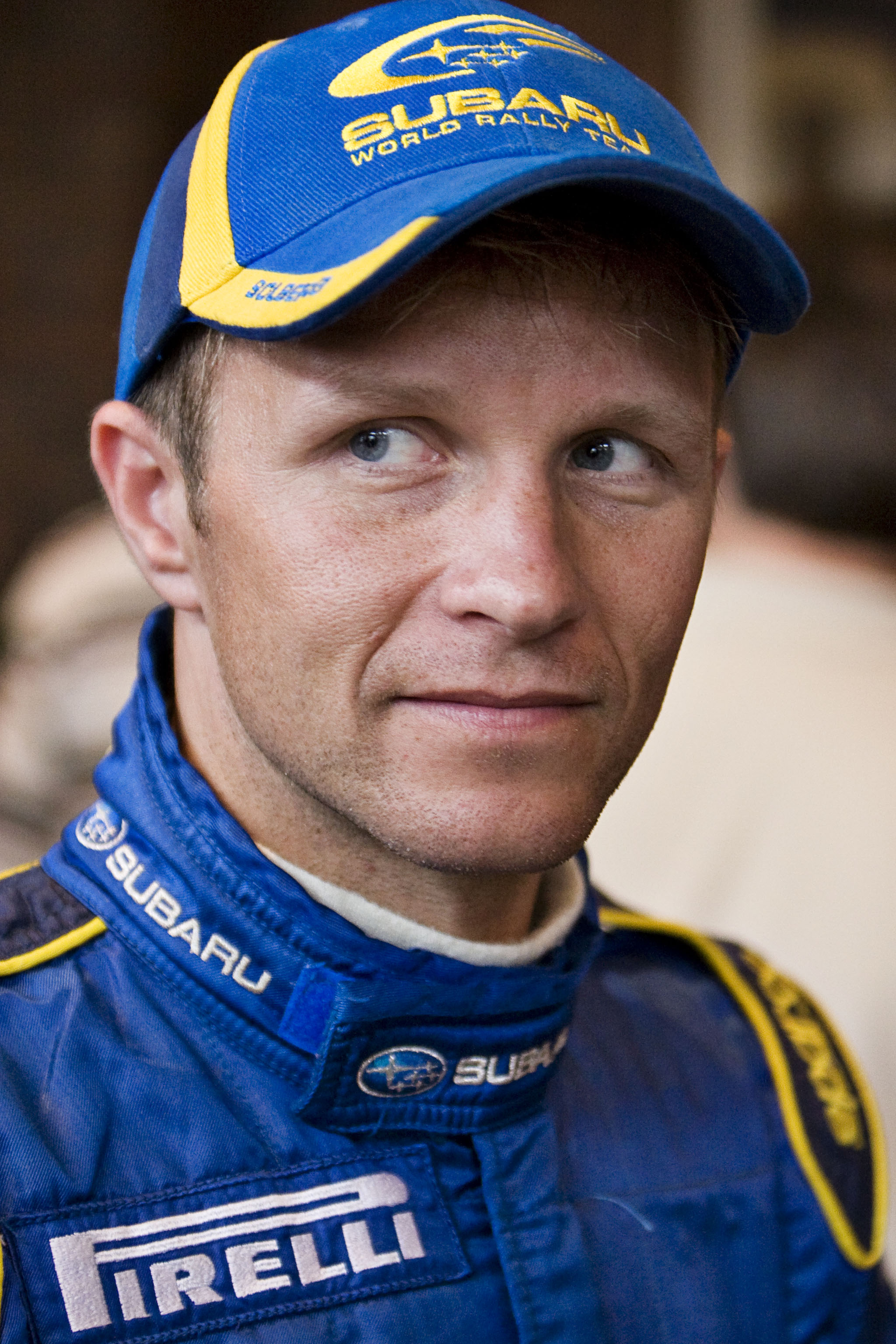 Tips: Petter Solberg, 2017s chic hair style of the cool mysterious  driver