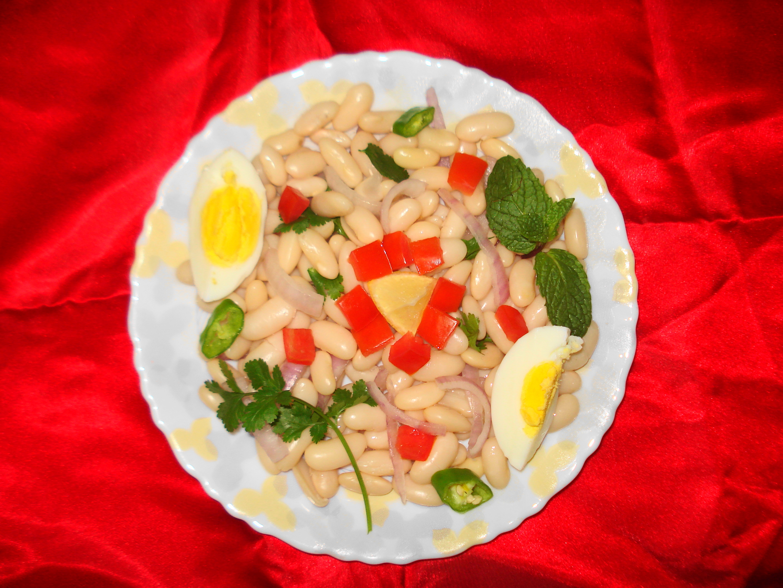 Салат анталия с креветками рецепт