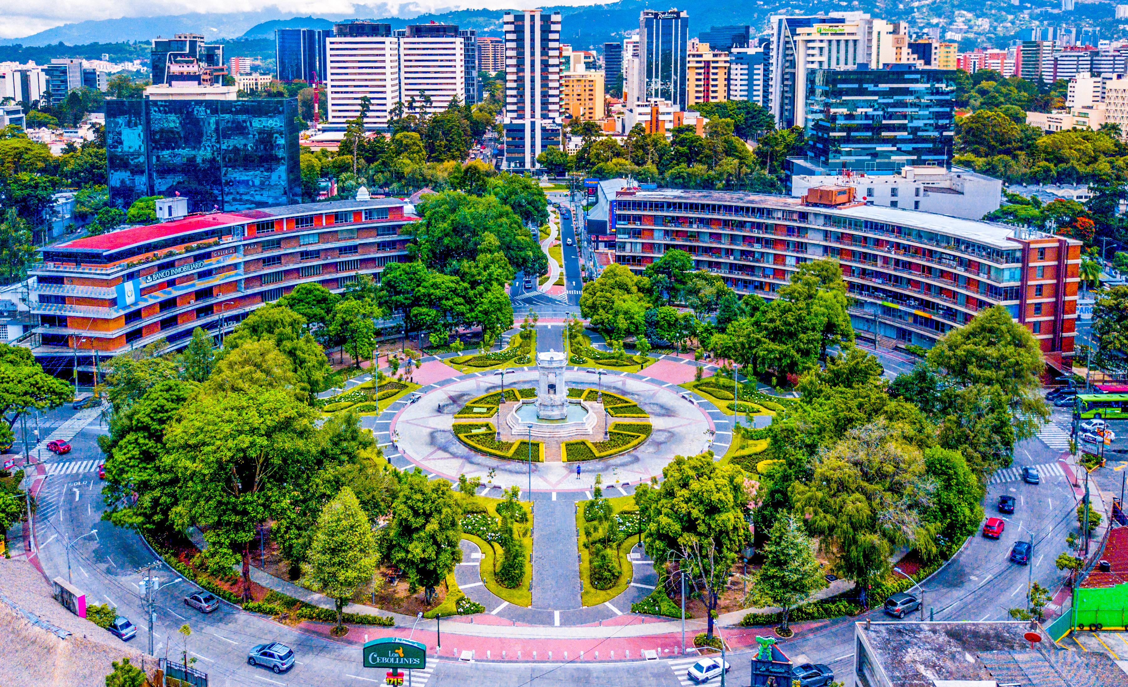 Plaza España (Guatemala) - Wikipedia, la enciclopedia libre