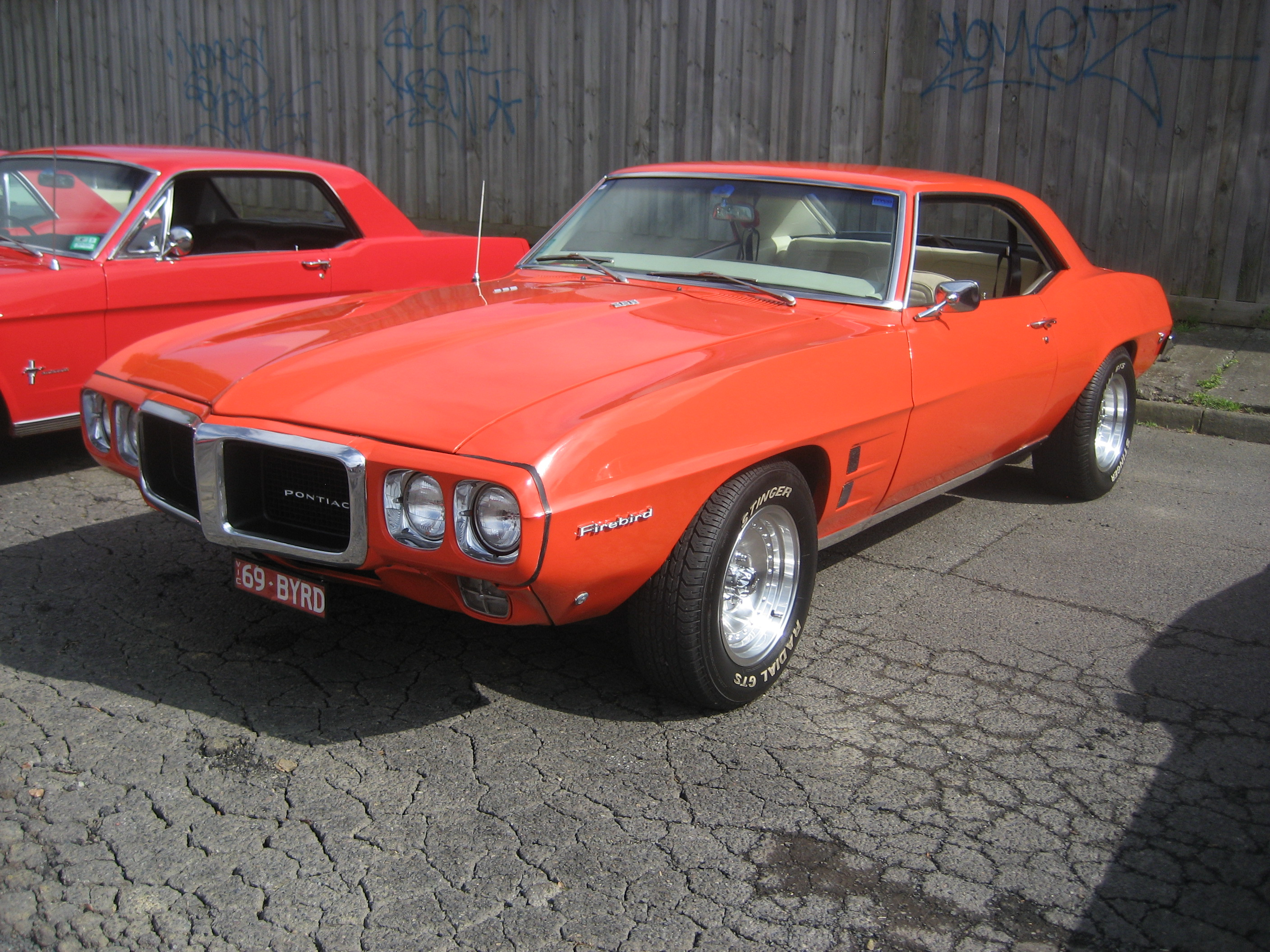 Pro Touring Firebird For Sale