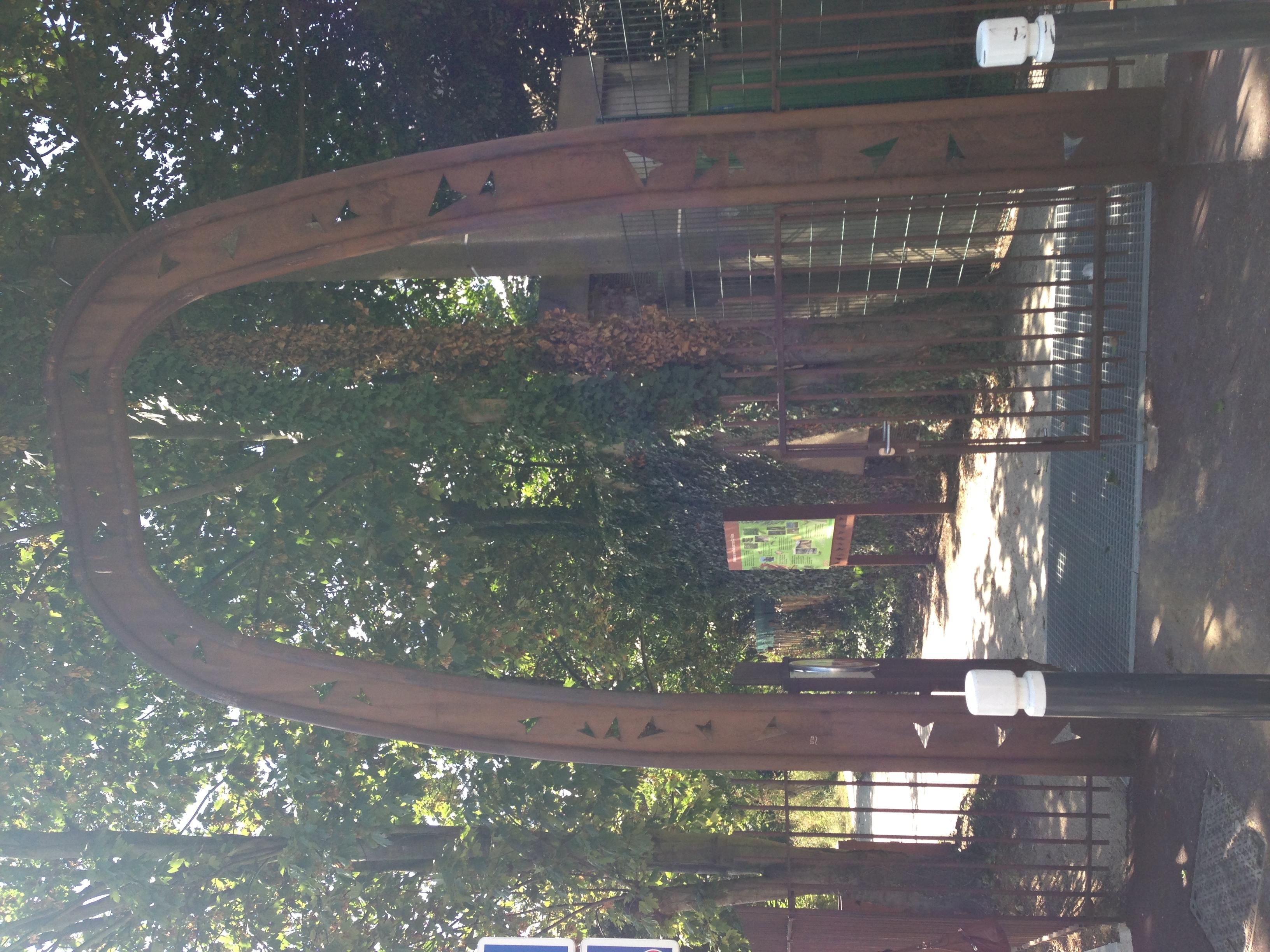 Ouverture De Porte Fontenay Sous Bois - File Porte N u00b01 EcoParc des Carrieres Fontenay sous Bois JPG