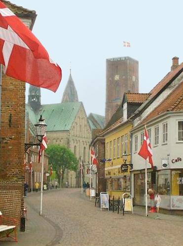 Ribe – najstarsze duńskie miasto