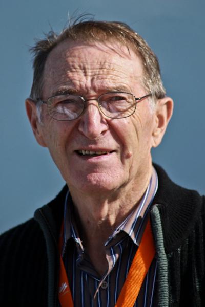Roger Pingeon en visite sur le Tour de l'Ain 2011. | Photo : Getty Images