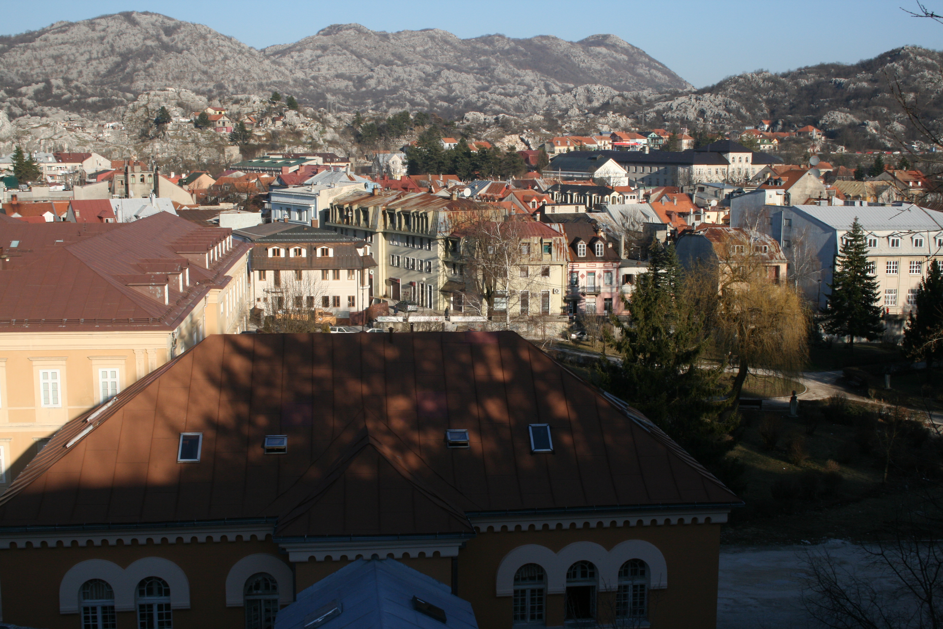 Beogradska brda Royal_city_of_Cetinje