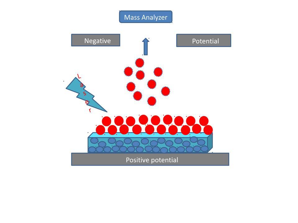 gas particles