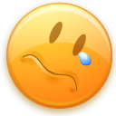"File:Sad face emoticon from the ""Lin"" icon package.png"