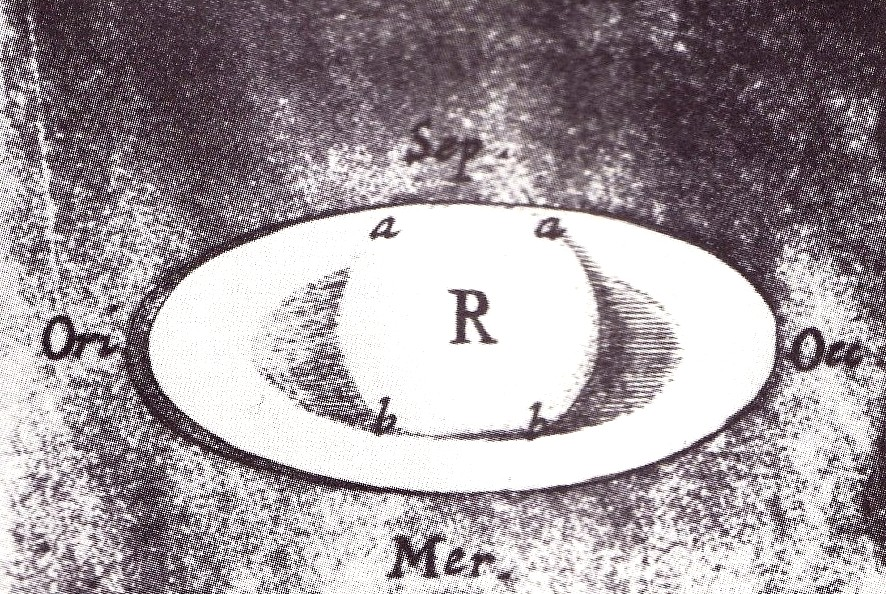 saturn planet drawing history ancient - photo #6