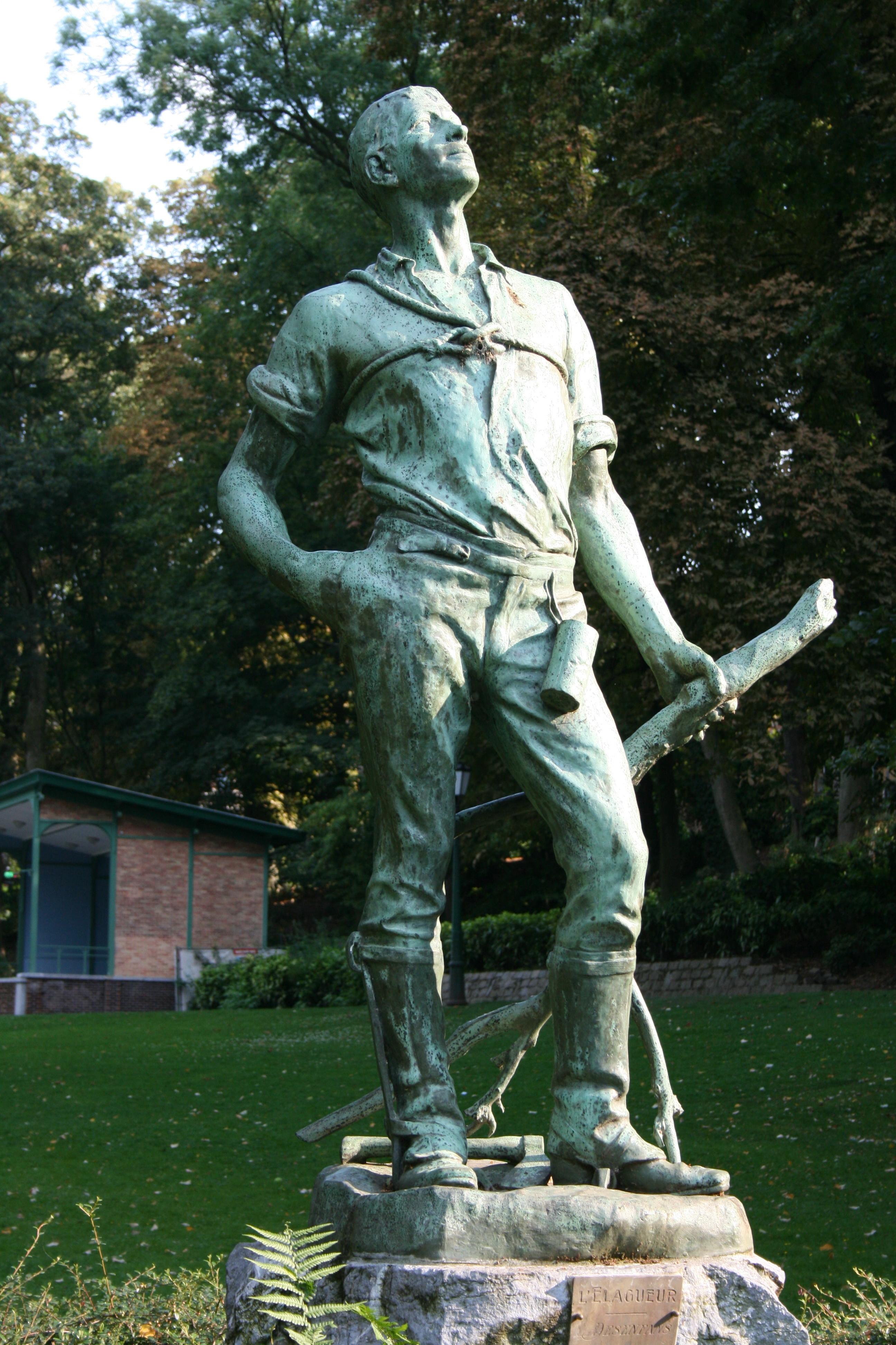 File schaerbeek parc josaphat wikimedia commons for Statue de jardin belgique