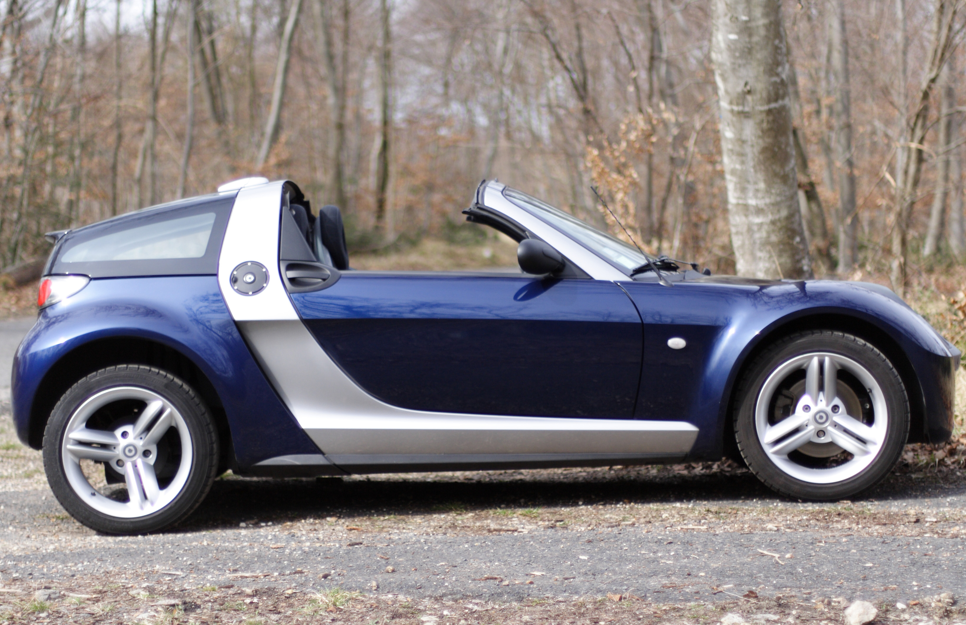 File Smart Roadster Coupe 3 Jpg Wikimedia Commons