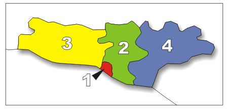 Bestuurlijke indeling van Sotsji