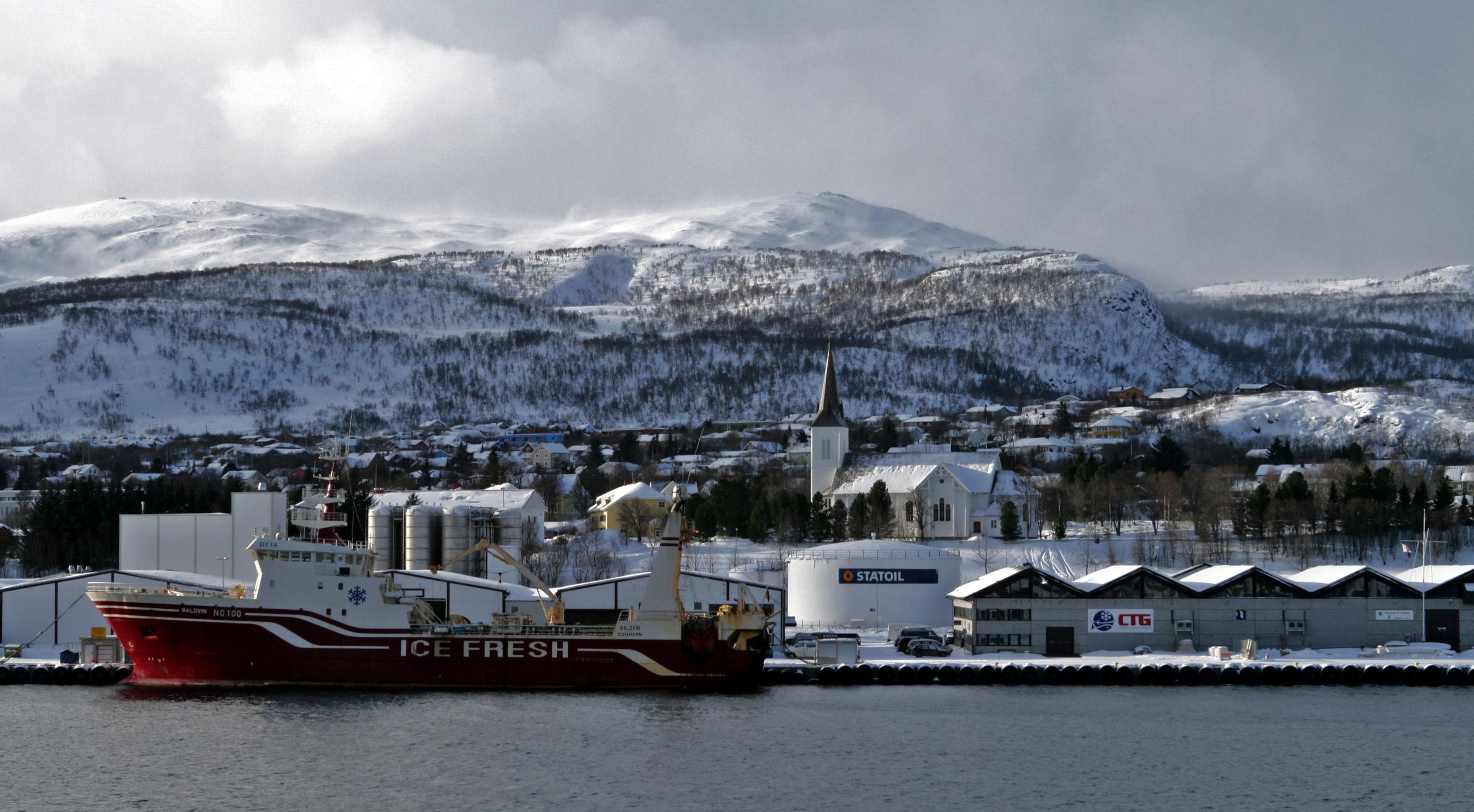 kjendiser i norge Sortland