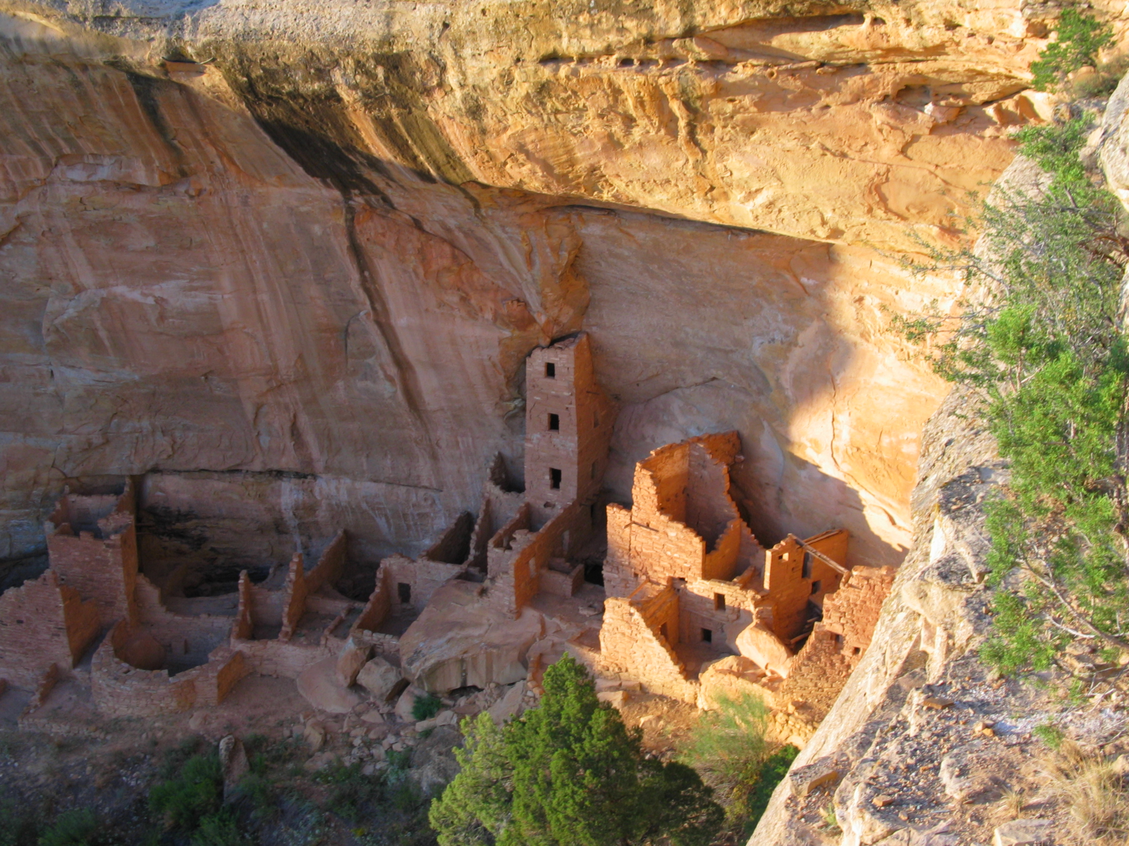 Perfect File:Square Tower House Mesa Verde