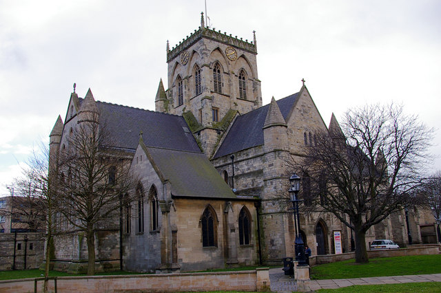 Grimsby Minster - Wikipedia