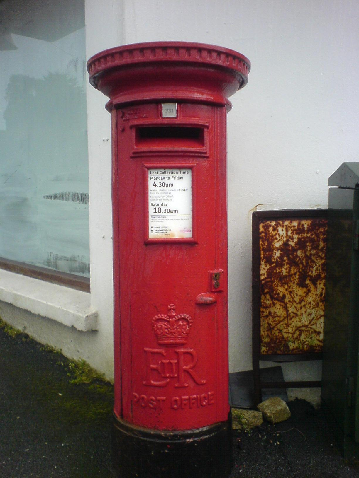 how to find a post office box
