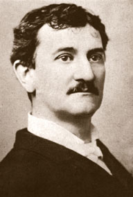 Steele MacKaye American actor and playwright
