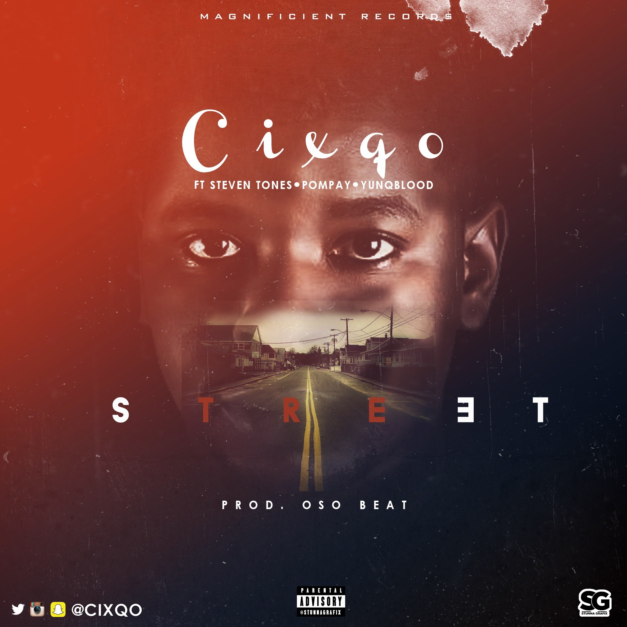 File Street Cixqo Song Art Cover Jpg Wikimedia Commons