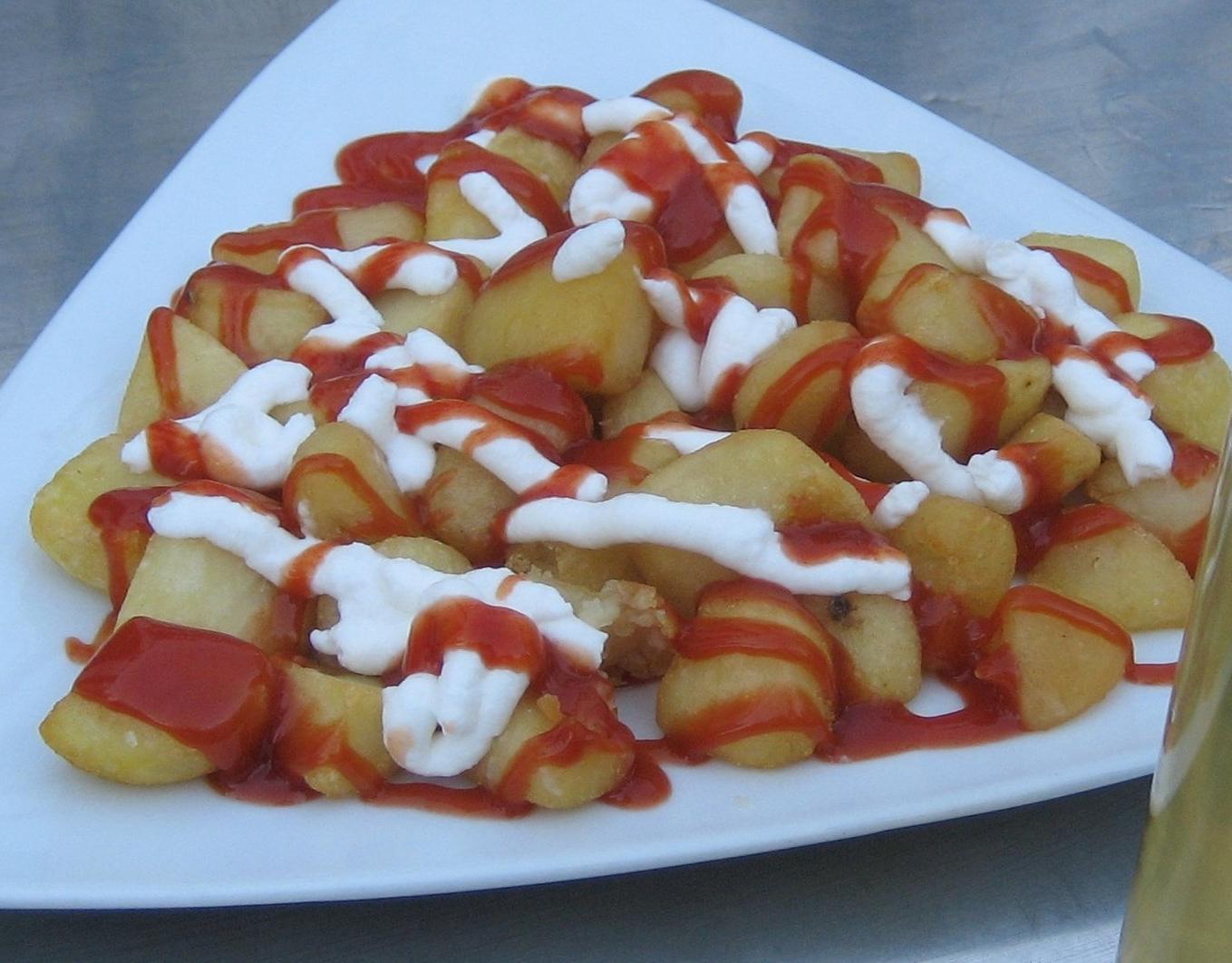 """Résultat de recherche d'images pour """"patatas bravas"""""""
