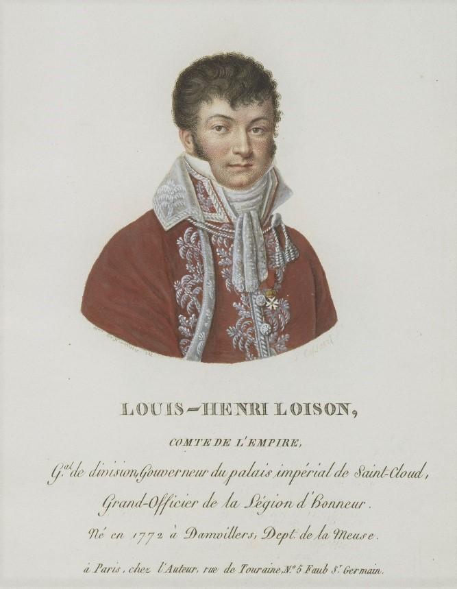 Arquivo: Tassaert - Louis-Henri Loison, Conde do Império, nascido em 1772 em Damvillers ... jpg