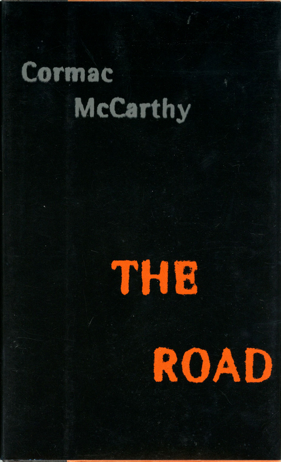 "the tragedy of cormac mccarthys post apocalyptic novel the road Post-apocalyptic scenarios are rarely positive – take, to name only two examples, the classic novel ""the road"" by cormac mccarthy and the blockbuster young adult series ""the hunger games"" but reviewers are noting that mandel's book embraces a different view while still depicting how difficult living."