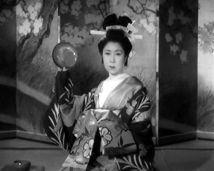 Risultati immagini per vita di o-haru, donna galante film 1952
