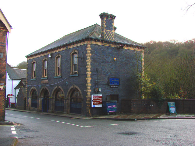 File:The Old Police Station, Ironbridge - geograph.org.uk - 1629185.jpg