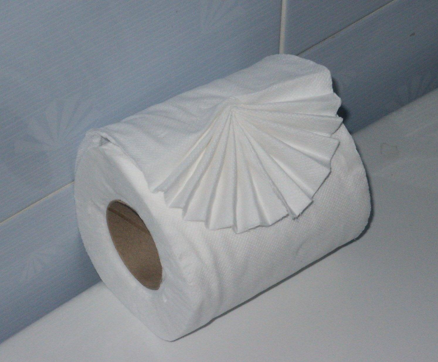 Fabriquer Un Dévidoir Papier Toilette pliage du papier toilette dans les hôtels — wikipédia
